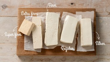 A Guide to Different Types of Tofu