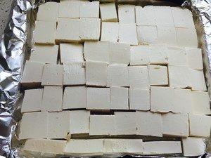 Baked Tofu Step1