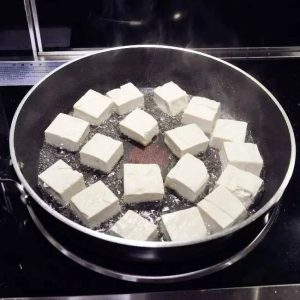 Easy Fried Tofu Recipe Step4