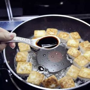 Easy Fried Tofu Recipe Step6
