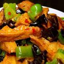 Home Style Tofu Stir fry
