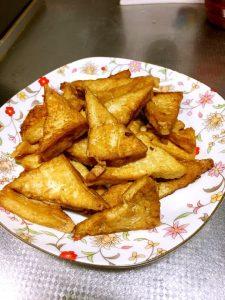 Home Style Tofu Stir-fry step3