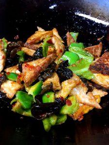 Home Style Tofu Stir-fry step7