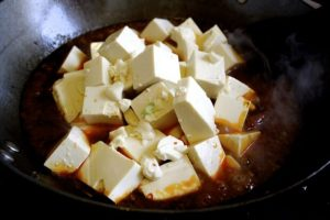 Mapo Tofu Recipe step 3