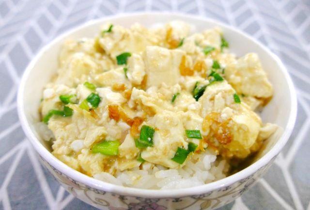 An Easy Tofu Recipe-Salted Duck Egg Stewed Tofu Step 9