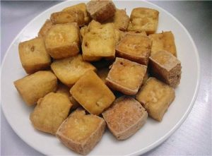 How To Make Stinky Tofu Step 4