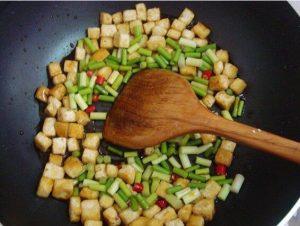 Kung Pao Tofu step 5