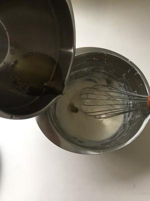 Matcha tofu mousse step 6