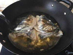 Fish Head Tofu Soup Step 5