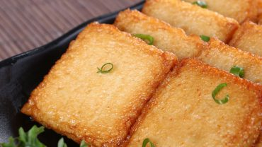 Homemade healthy fish tofu 0