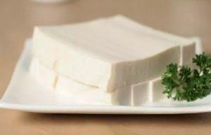 How To Make Tofu Cheese Step 1