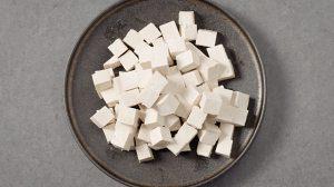 Salt And Pepper Tofu Step 1