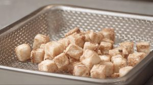 Salt And Pepper Tofu Step 4
