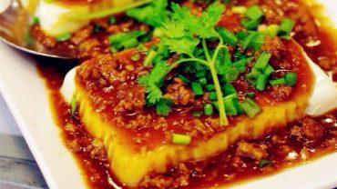 Steamed Tofu 2