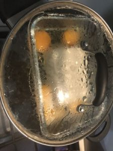 Steamed Tofu Step 1