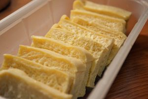 Frozen Tofu Step 2
