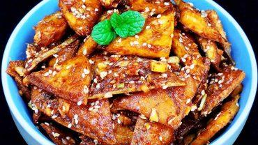Spicy Tofu Jerky 2