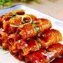 Tofu Skin Roll