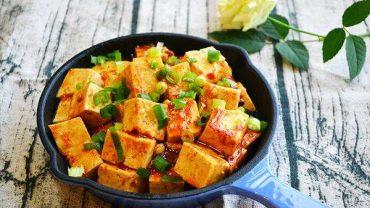 Vegan Mapo Tofu 1